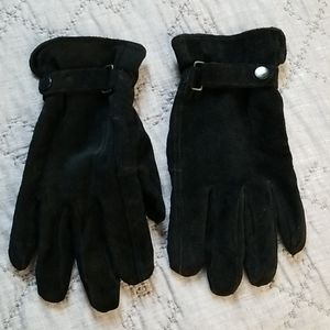 Genuine Leather Mens Gloves